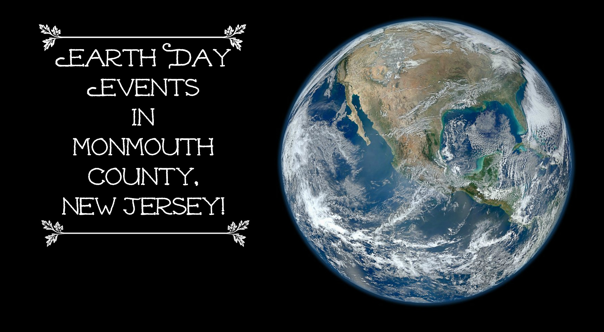 Earth Day Monmouth County