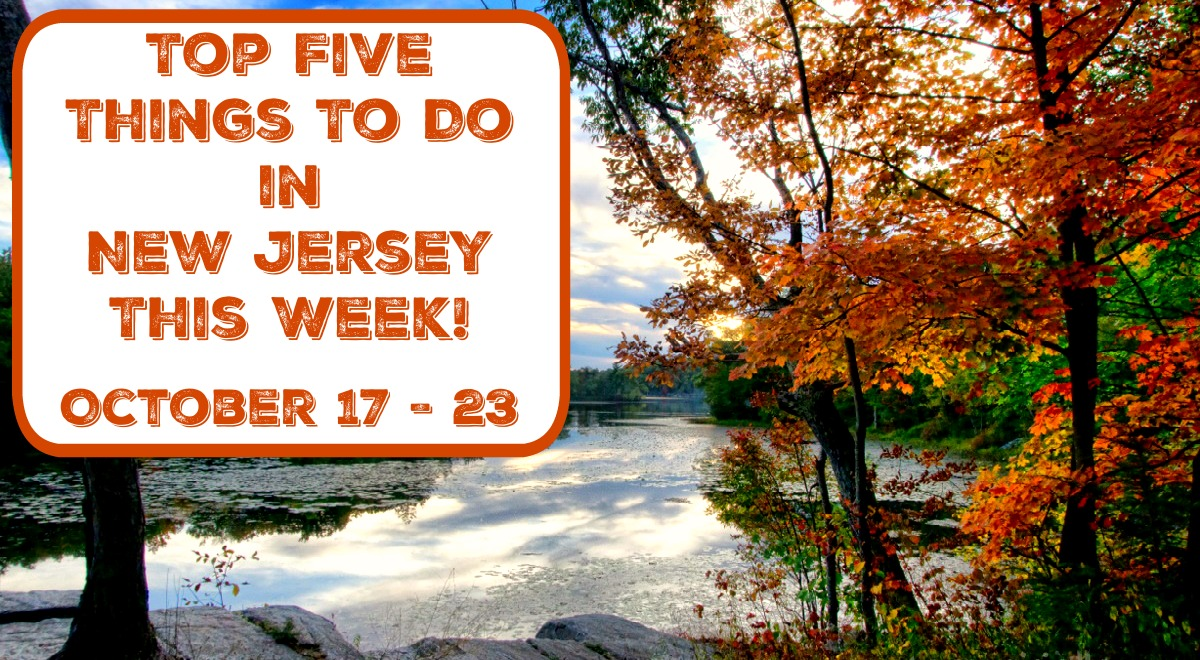 Top five things to do in new jersey this week october 17 for Sugarloaf craft festival nj